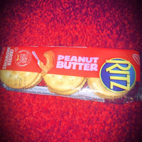 Nabisco® Ritz Bits Peanut Butter Cracker Sandwiches uploaded by Mack G. B.