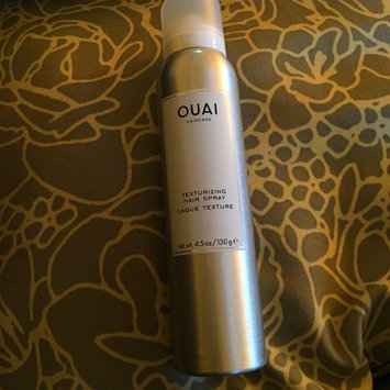 Photo of Ouai Texturizing Hair Spray 4.5 oz uploaded by Sara B.