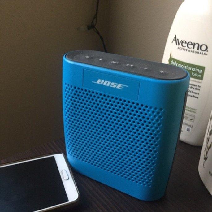 Bose SoundLink Color Bluetooth Speaker - Blue uploaded by Melanie E.