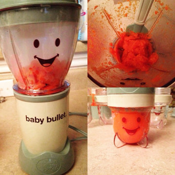 Baby Bullet by Magic Bullet Complete Baby Food Prep System uploaded by Kiara E.