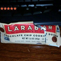 Larabar Chocolate Chip Cookie Dough Fruit & Nut Food Bar uploaded by Alicia H.