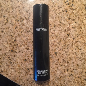 Photo of MAC Cosmetics Prep + Prime Natural Radiance uploaded by Gigi A.