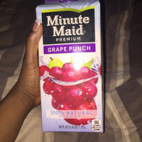 Minute Maid® Premium Grape Punch 59 fl. oz. Carton uploaded by Brittiney D.