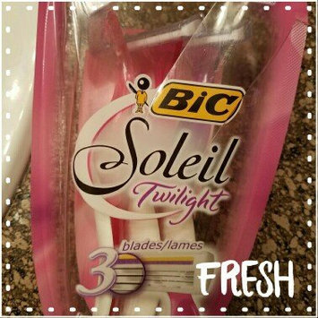 Photo of BIC Soleil Twilight Shaver For Women uploaded by linda p.