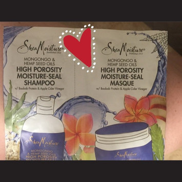 Photo of SheaMoisture Mongongo & Hemp Seed Oils High Porosity Moisture-seal Shampoo uploaded by Shelby B.