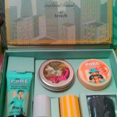 Benefit Cosmetics Operation Pore-Proof Kit uploaded by Estefania G.