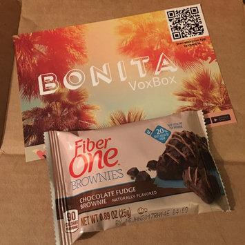 Photo of Fiber One 90 Calorie Chocolate Fudge Brownie uploaded by Raquel E.
