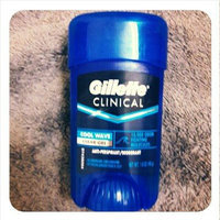Gillette Clinical Endurance Anti-perspirant Deodorant Clear Gel Cool Wave uploaded by Isai H.