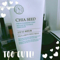 The Face Shop Chia Seed Fresh Cleansing Foam 150ml/5oz uploaded by Mariah K.