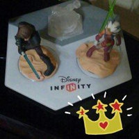 Disney Infinity Starter Pack Xbox 360 uploaded by Tania R.