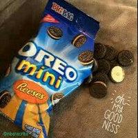 Nabisco Oreo Sandwich Cookies Mini Reese's Peanut Butter uploaded by Ana C.