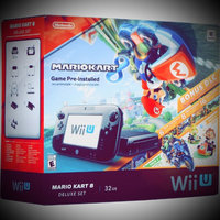 Nintendo Wii U Console uploaded by Marcy D.