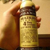 Renpure Organics Brazilian Keratin 4 Day Straight Flat Iron Spray uploaded by Emmy C.