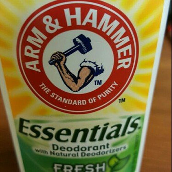 Photo of ARM & HAMMER™ Essentials™ Solid Deodorant Unscented uploaded by Mary T.