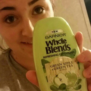 Photo of Garnier Whole Blends Green Apple & Green Tea Extracts Refreshing Conditioner uploaded by Tiffany W.