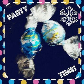 Photo of Lindt Lindor Stracciatella Chocolate uploaded by April m.