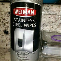 Weiman Stainless Steel Wipes uploaded by Gabriella M.
