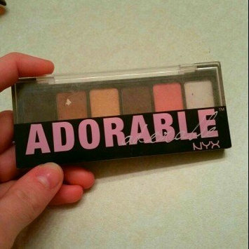 NYX The Adorable Adorable Shadow Palette uploaded by Meghin F.