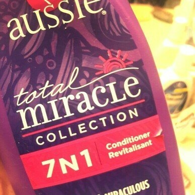 Aussie Total Miracle 7N1 Conditioner uploaded by Samantha k.