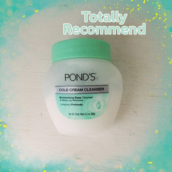 Pond's Cold Cream Cleanser uploaded by Kayla M.