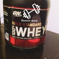 Optimum Nutrition Gold Standard 100% Whey Protein Cinnamon Graham Cracker uploaded by Manuel R.