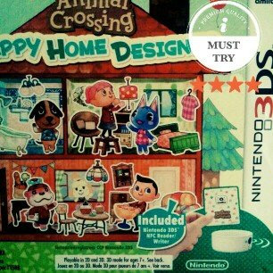 Photo of Animal Crossing Happy Home Designer Bundle - 3DS by 3DS uploaded by Sarah M.