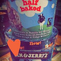 Ben & Jerry's Half Baked Ice Cream uploaded by Nicolette N.