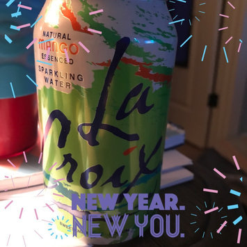 Photo of La Croix Sparkling Water Mango uploaded by Stephanie M.