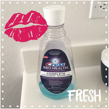 Photo of Crest Pro-health Multi-protection Mouthwash uploaded by Melissa W.