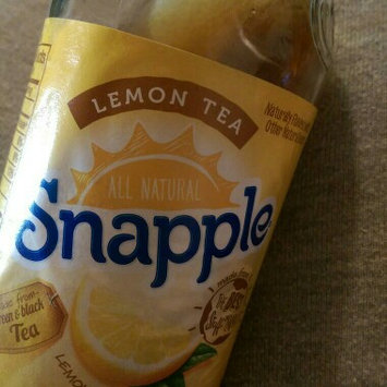 Snapple All Natural Lemon Tea uploaded by Jasmine M.