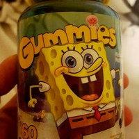 SpongeBob SquarePants Multivitamin/Multimineral Dietary Supplement Gummies, 60 count uploaded by Lola M.