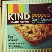 KIND® Popped Dark Chocolate With Sea Salt uploaded by member-2534520ad