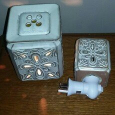 Better Homes and Gardens Wax Cube Warmer  uploaded by Lisa G.