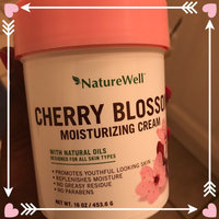 Nature Well Moisturizing Cream, Cherry Blossom (16 oz.) uploaded by Shae R.