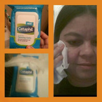 Cetaphil®  Gentle Skin Cleansing Cloths uploaded by Rocio C.