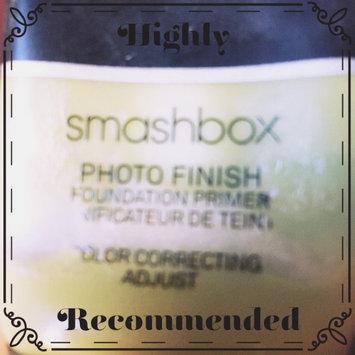 Photo of Smashbox Photo Finish Color Correcting Foundation Primer Adjust uploaded by J G.