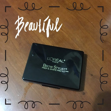 L'Oréal Paris Brow Stylist® Prep & Shape Pro Kit™ uploaded by Atenas P.