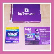 ZzzQuil Nighttime Sleep-Aid Liquid, Warming Berry uploaded by Mariangel C.