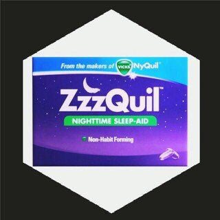 ZzzQuil Nighttime Sleep-Aid Liquid, Warming Berry uploaded by ashley b.