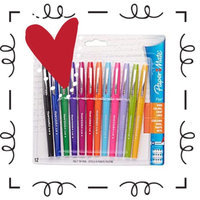 Paper Mate Point Guard Flair Porous Point Stick Pen, Medium- Assorted uploaded by Lindsey D.