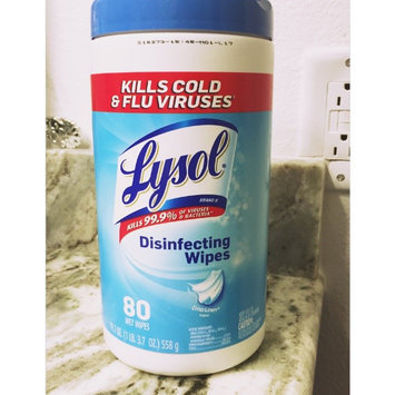 Lysol Disinfecting Wipes - Lemon uploaded by Sharda S.