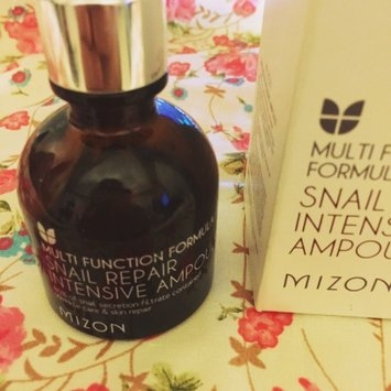 Mizon Multi Function Formula Snail Repair Intensive Ampoule uploaded by Marely B.