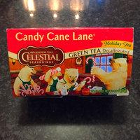 Celestial Seasonings Candy Cane Lane Decaf Green Tea uploaded by Kelsie M.