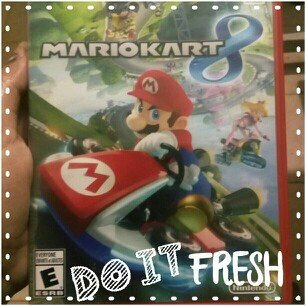 Photo of Mario Kart 8 (Nintendo Wii U) uploaded by Alexandra Y.