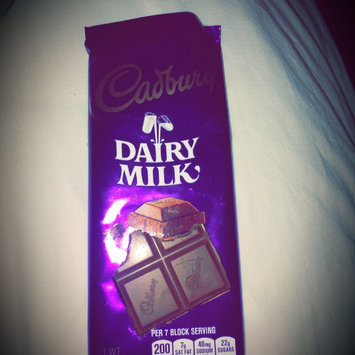 Photo of Cadbury Dairy Milk Chocolate Bar uploaded by Katelyn W.