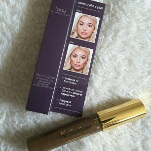 Photo of tarte™ the sculptor contouring face slenderizer uploaded by Stacy C.