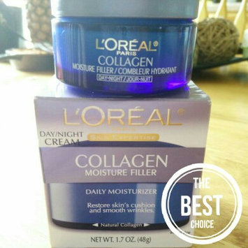 Photo of L'Oréal Paris® Skin Expertise Collagen Moisture Filler Day/Night Cream Daily Moisturizer 1.7 oz. Box uploaded by Madelin M.