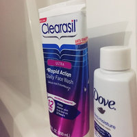 Clearasil Ultra Daily Face Wash Acne Medication uploaded by Jessica S.