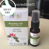 Aura Cacia Organic Rosehip Seed Skin Care Oil - 1 oz uploaded by Wanda E.