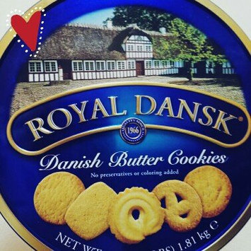 Photo of Royal Dansk Danish Butter Cookies uploaded by Wai Lin M.